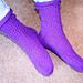 Twisty Road Socks pattern