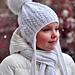 Fern Field Hat with earflaps pattern