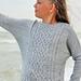 Winter Adventure Sweater pattern