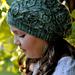 Dancing Leaves Hat pattern