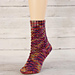 Colorplay Lace Sock pattern