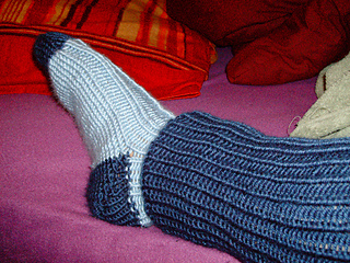 legwarmer socks 2