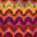 The Great Shawl of China pattern