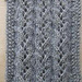 Casual-Formal Reversible Scarves pattern