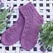 Lavendel pattern