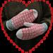 Hjertedryss pattern
