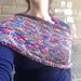 Spring Shoulder Shrug pattern