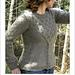 Trellis Pullover pattern
