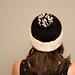 Pom Pom Ski Hat pattern