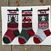 Christmas Stocking Collection pattern