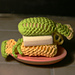 Scrubby and Nubby Soap Saver pattern
