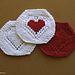 Free Hearted pattern