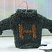 Mini Weasley Sweater Ornaments pattern