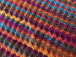 Resultado de imagem para Spring into Summer  Crochet Blanket