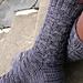 School Sock pattern