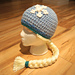Frozen Inspired Elsa Hat (Beanie) pattern