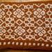#23 Tasseled Fair Isle Hat pattern