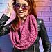 Knit City Cowl pattern