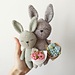 Little bunny rabbit pattern
