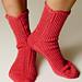 CHIENDENT-SKA May Mystery 2012 Socks pattern
