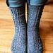 Chicken Little Socks pattern
