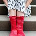 Armistice Socks pattern