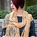 Emmer Wheat Shawl pattern