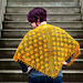 Tropical Citrus Shawl pattern