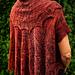 Velma Shrug pattern