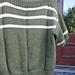 Easy T Sweater pattern