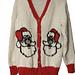 Adult Christmas Santa Cardigan pattern
