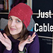 Just Try Cable Hat pattern