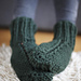 Adult Booties pattern