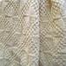 Twinkle Of My Eye Reversible Baby Blanket pattern