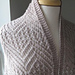 Serin Lace Wrap and Scarf pattern