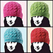 Chloe's Cabled Cap pattern