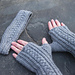 Bluster-Proof Mitts and Headband pattern