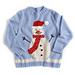 Snowman Jumper pattern