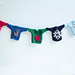 Mini Christmas Jumper Bunting pattern