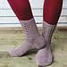 Drift Away Socks pattern