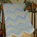 Chevron Baby Blanket (Crochet) pattern