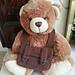 Teddy Bear Satchel pattern