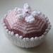 Flower Cupcake pattern
