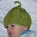 Baby Squash Hat pattern