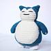 Snorlax Pokemon Amigurumi pattern