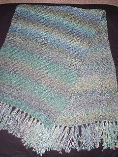 Comfort Shawl for Shelly