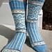 Believe Socks pattern