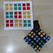 kGeometry: 36 Squares Placemat and Pot Holder pattern