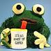 Froggy Tea Cozy pattern