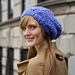 Urban Knitster Slouch Hat pattern